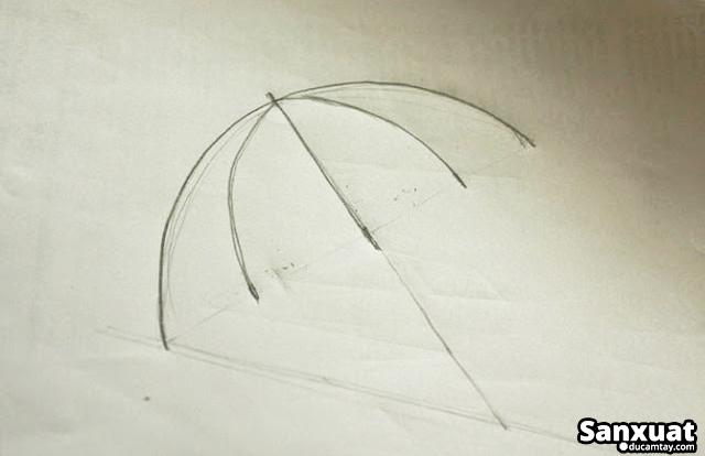 hình cái dù